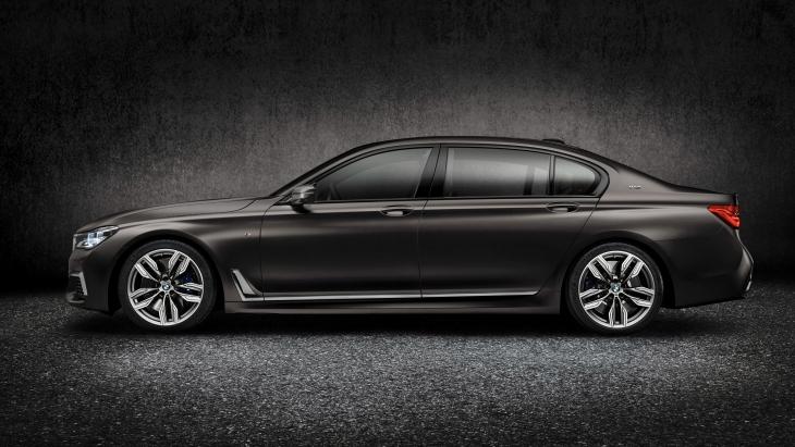 Седан BMW M760Li xDrive
