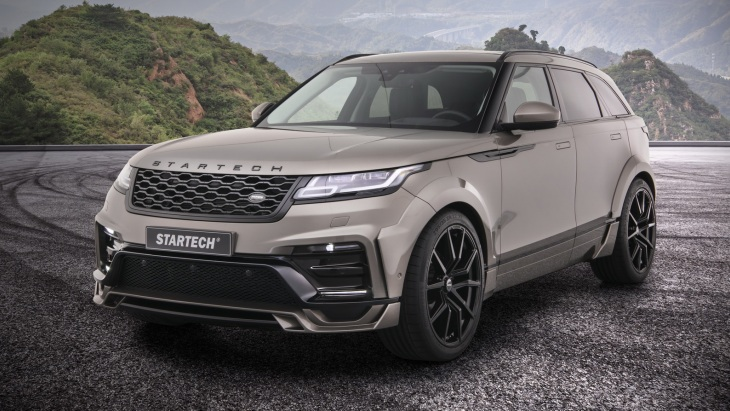 Внедорожник Range Rover Velar by Startech