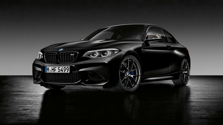 Купе BMW M2 Coupe Black Shadow Edition