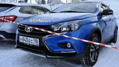 Универсал LADA Vesta SW Cross Exclusive