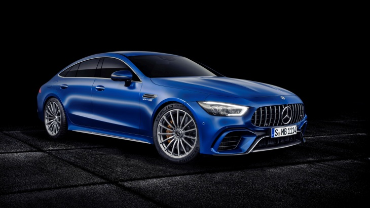 Спортивный лифтбек Mercedes-AMG GT 4-Door Coupe
