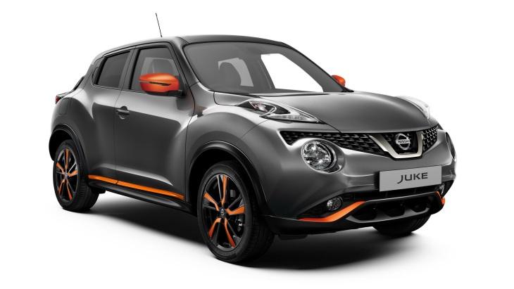 Посвежевший паркетник»: Nissan представил обновлённый Juke - новости