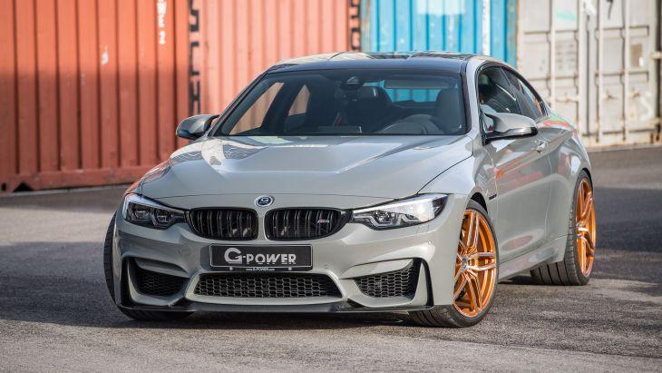 600-сильное купе BMW M4 CS by G-Power