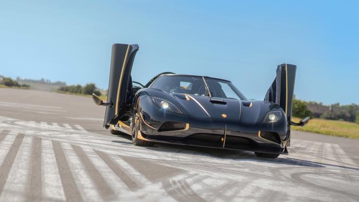 Семь суперкаров, быстрее болидов «Формулы-1»