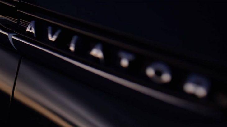 Тизер нового внедорожника Lincoln Aviator Concept