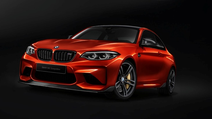 Купе BMW M2 Competition