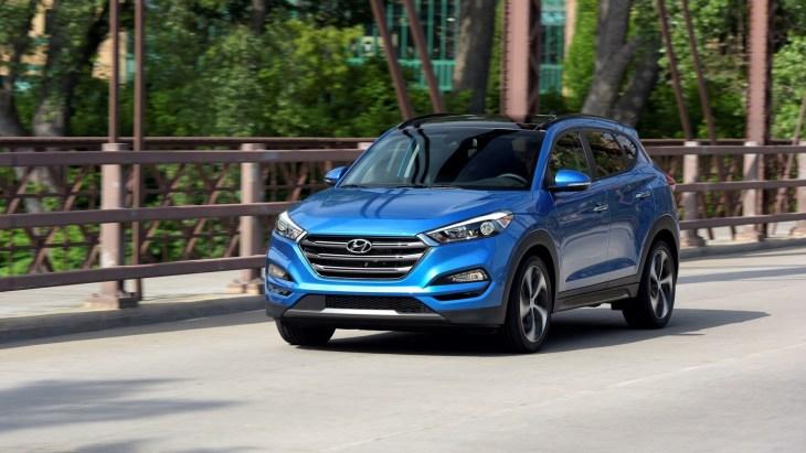Кроссовер Hyundai Tucson Sport