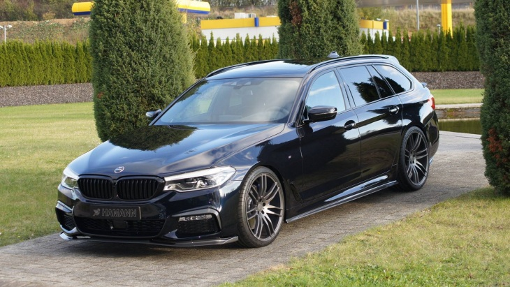 Универсал BMW 540i xDrive Touring by Hamann