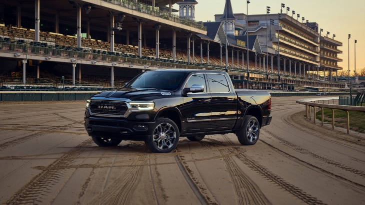 Пикап Ram 1500 Kentucky Derby Edition
