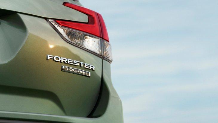 Тизер кроссовера Subaru Forester нового поколения