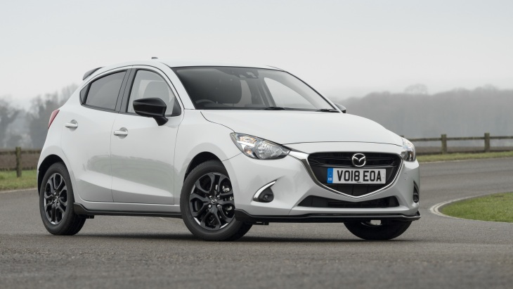 Хэтчбек Mazda2 Sport Black Limited Edition