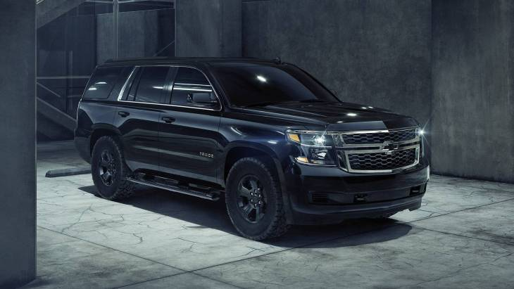 Внедорожник Chevrolet Tahoe Custom Midnight Edition