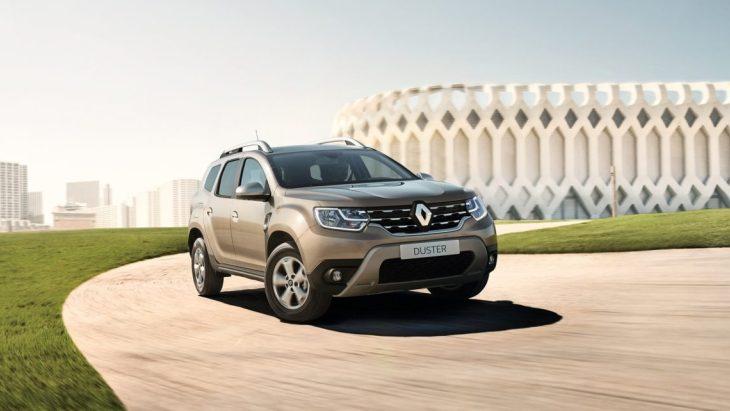 Renault Duster нового поколения
