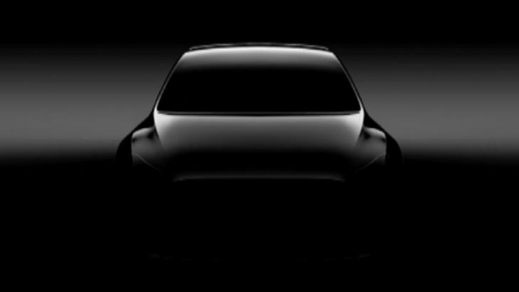 Электрокроссовер Tesla Model Y встанет на конвейер осенью 2019 года - новости