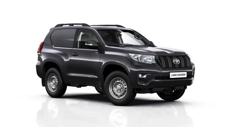Коммерческий внедорожник Toyota Land Cruiser/Land Cruiser Prado