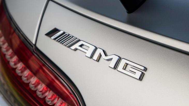 Купе Mercedes-AMG GT S