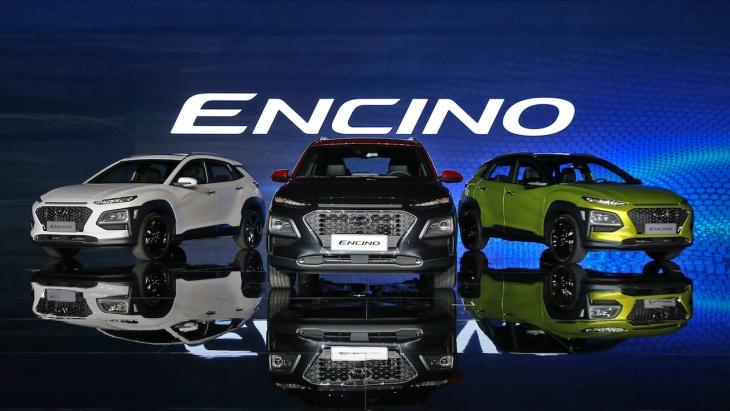 Кроссовер Hyundai Encino
