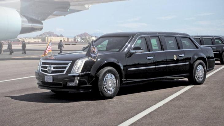 Лимузин президента США