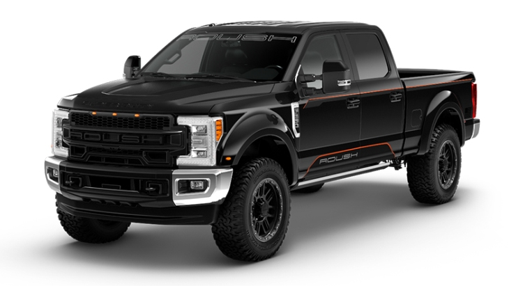 Пикап Ford F-250 Super Duty by Roush