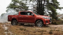 Пикап Toyota Hilux Special Edition Double Cab