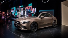 Удлинённый седан Mercedes-Benz A-Class L Sedan