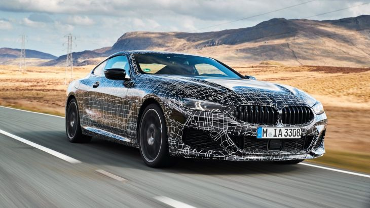 Купе BMW M850i xDrive Coupe