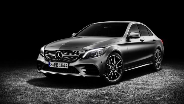 Шпионы сфотографировали Mercedes-Benz C-Class в кузове купе 21