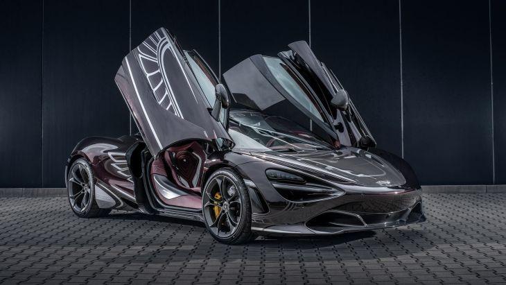 Купе McLaren 720S by Carlex Design