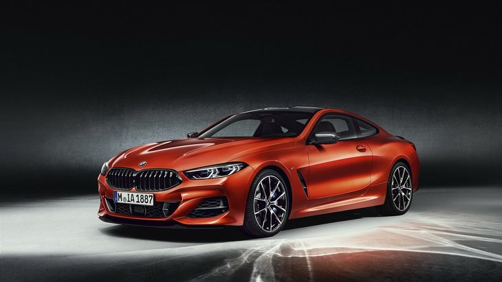 BMW 8-Series Coupe