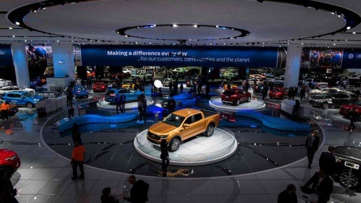 Новинки мировых автосалонов детройт женева москва автосалон измайлово в москве отзывы