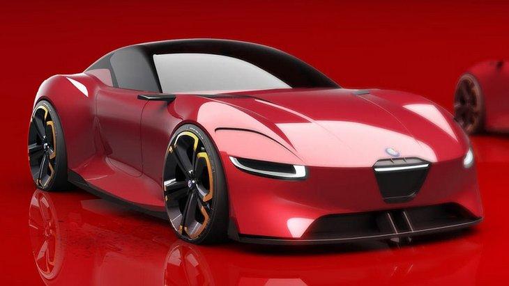 Новый гибридный суперкар Alfa Romeo бросит вызов лучшим моделям Ferrari