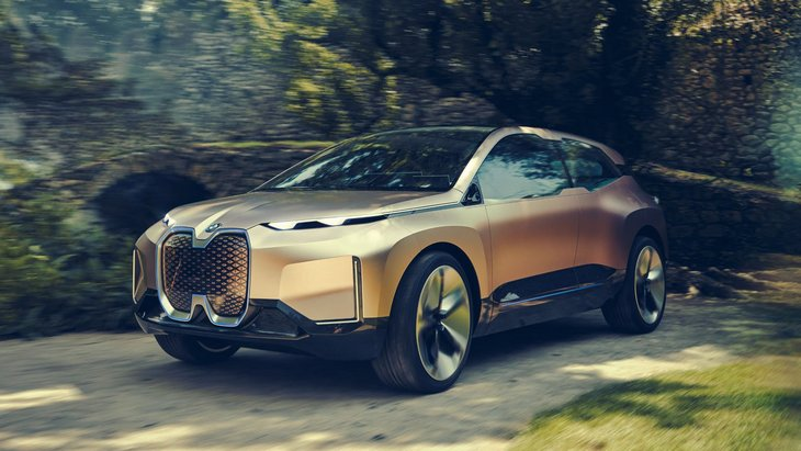 BMW iNext Vision