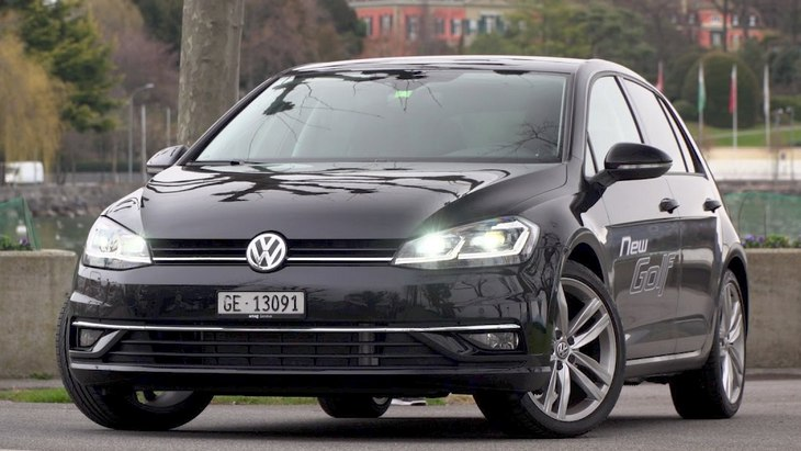 Volkswagen Golf — бессменный лидер европейского рынка