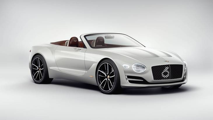 Bentley EXP 12 Speed ​​6e