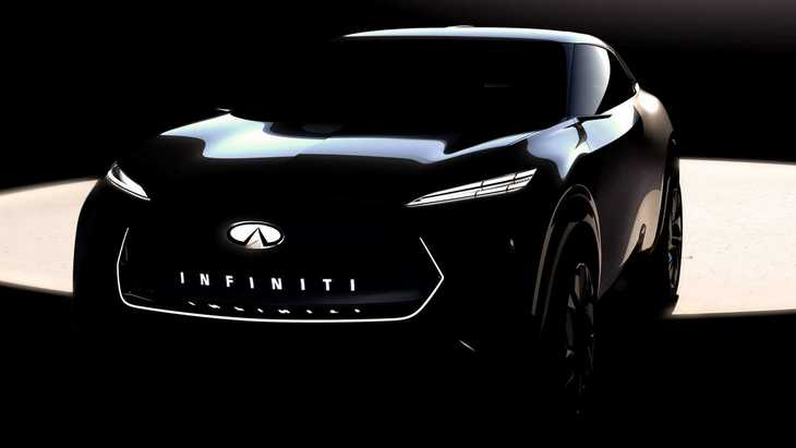 Infiniti Electric Crossover Concept