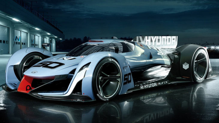 Hyundai может показать концепт водородного спорткара на автошоу Детройта