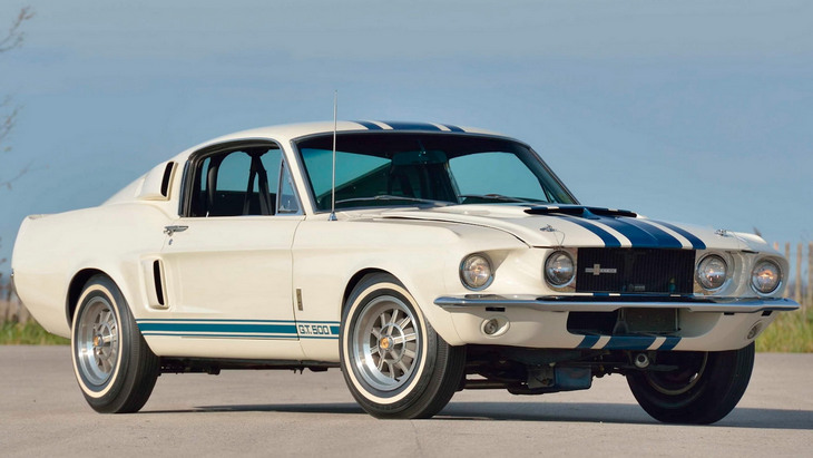 Ford Shelby GT500 Super Snake 1967