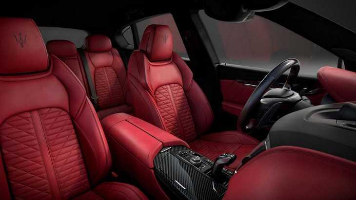 Maserati выпустил спецверсию внедорожника Levante Vulcano