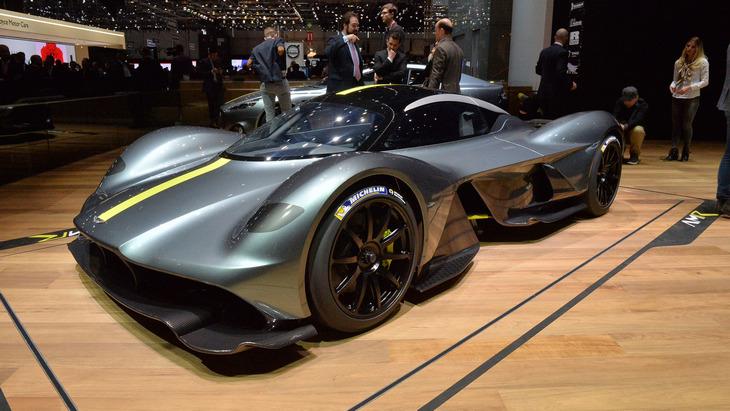 Lotus и Williams обьединились ради разработки нового гиперкара