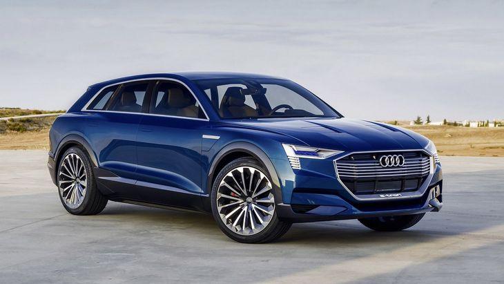 Audi привезет в Женеву новый концепт e-tron и четыре гибрида