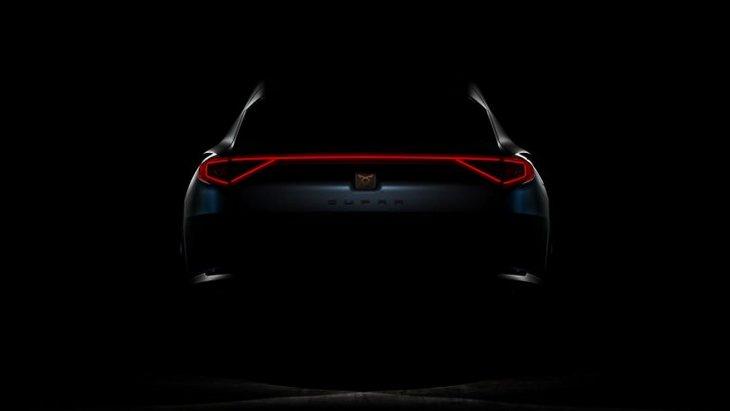Seat Cupra показала тизер своего нового спортивного внедорожника