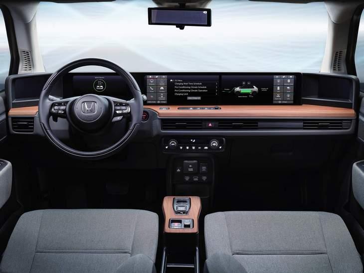 Honda анонсировала первый городской электромобиль для Европы