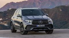 Mercedes-AMG GLE 53 4Matic +