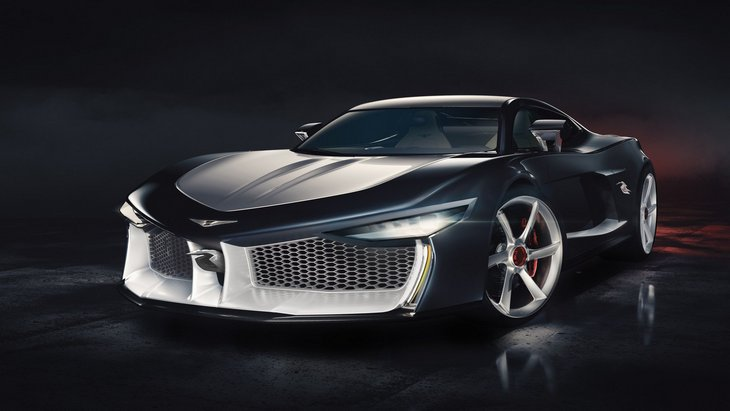 Новый суперкар от Hispano Suiza развивает больше 1000 лошадок