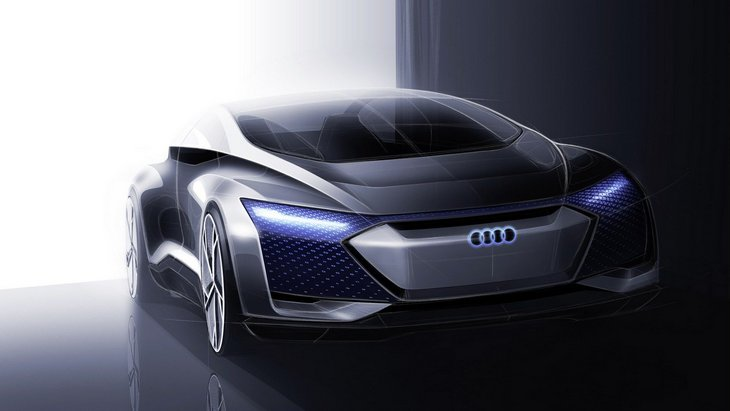 Audi готовит два новых электрических концепта для автосалонов в Шанхае и Франкфурте