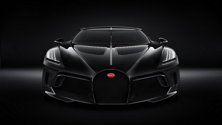 Bugatti задумалась о «бюджетной» электрифицированной альтернативе Chiron