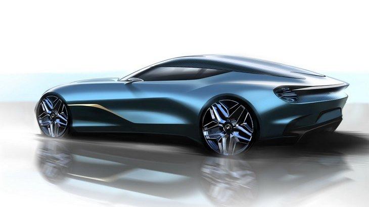Aston Martin представит гиперкар за 8 миллионов долларов