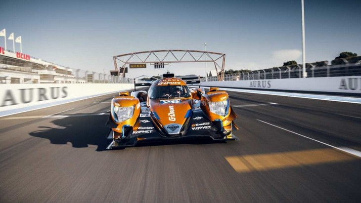 Российский премиум-бренд Aurus идет в гоночную серию Ле-Ман