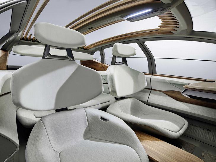 Городской электрокар будущего. Audi представила концепт AI:ME