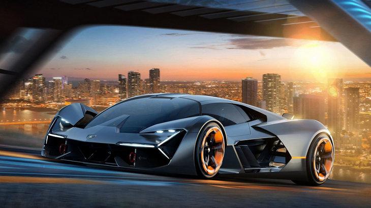 Двигатель V12 и три электромотора? Lamborghini готовит мощного преемника Aventador